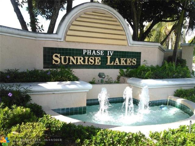 2748 NW 104th Ave #206, Sunrise, FL 33322 (MLS #F10127962) :: Green Realty Properties