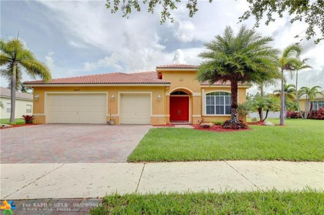 11317 Temple St, Cooper City, FL 33330 (MLS #F10128017) :: Green Realty Properties