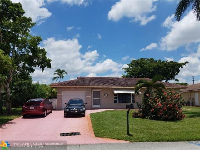 9205 NW 70th Pl, Tamarac, FL 33321 (MLS #F10128052) :: Green Realty Properties