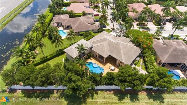 122 Swan Ave, Plantation, FL 33324 (MLS #F10128069) :: Green Realty Properties