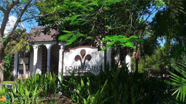 6181 NW 57th St #104, Tamarac, FL 33319 (MLS #F10128085) :: Green Realty Properties