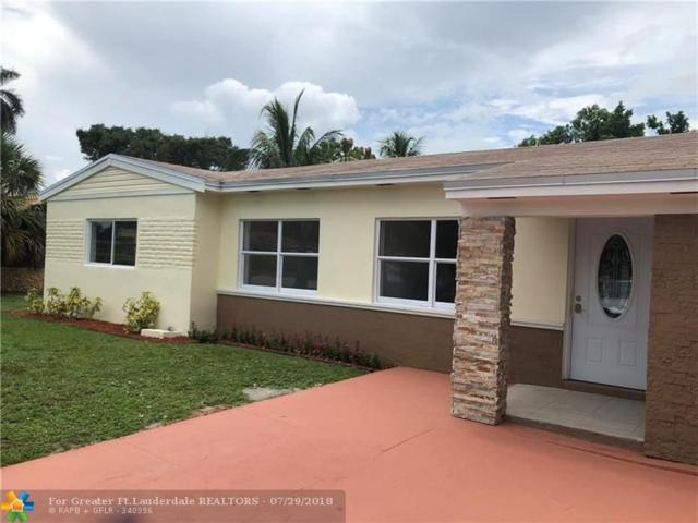 551 E Evanston Cir, Fort Lauderdale, FL 33312 (MLS #F10128112) :: Green Realty Properties