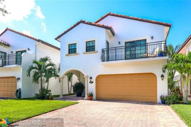 2957 Hidden Harbour St, Fort Lauderdale, FL 33312 (MLS #F10128182) :: Green Realty Properties