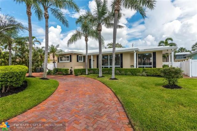 2765 NE 25th St, Lighthouse Point, FL 33064 (MLS #F10128278) :: Green Realty Properties