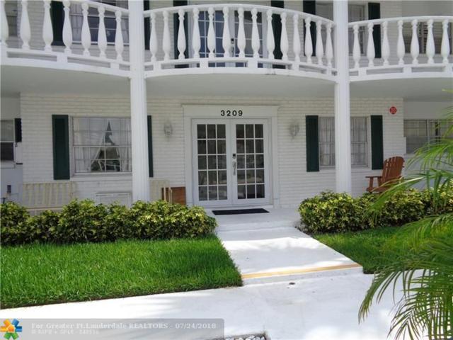 3209 NE 36th St 3C, Fort Lauderdale, FL 33308 (MLS #F10128433) :: Green Realty Properties