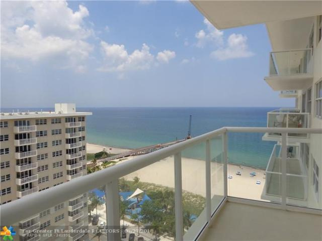 111 N Pompano Beach Blvd #1905, Pompano Beach, FL 33062 (MLS #F10128489) :: Green Realty Properties