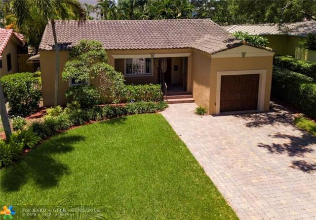712 SE 11TH CT, Fort Lauderdale, FL 33316 (MLS #F10128509) :: Green Realty Properties