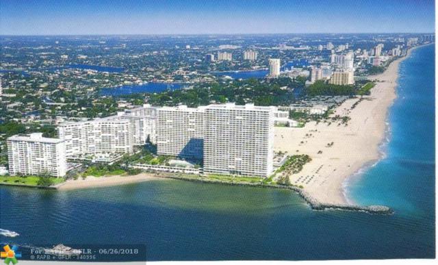 2100 S Ocean Ln #2308, Fort Lauderdale, FL 33316 (MLS #F10128540) :: Green Realty Properties