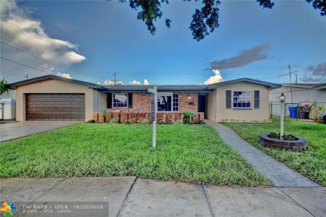 1117 N 76th Ter, Hollywood, FL 33024 (MLS #F10128555) :: Green Realty Properties