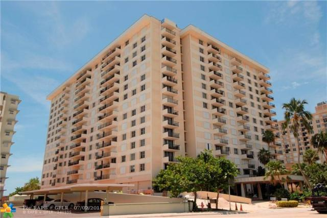 1900 S Ocean Blvd 6M, Lauderdale By The Sea, FL 33062 (MLS #F10128760) :: Green Realty Properties