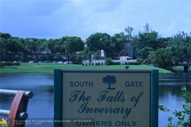 6201 N Falls Circle Dr #105, Lauderhill, FL 33319 (MLS #F10128915) :: Green Realty Properties