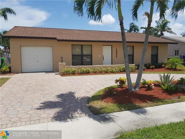 10955 NW 27th Pl, Sunrise, FL 33322 (MLS #F10128928) :: Green Realty Properties