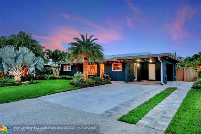 632 NW 28th Ct, Wilton Manors, FL 33311 (MLS #F10128930) :: Green Realty Properties