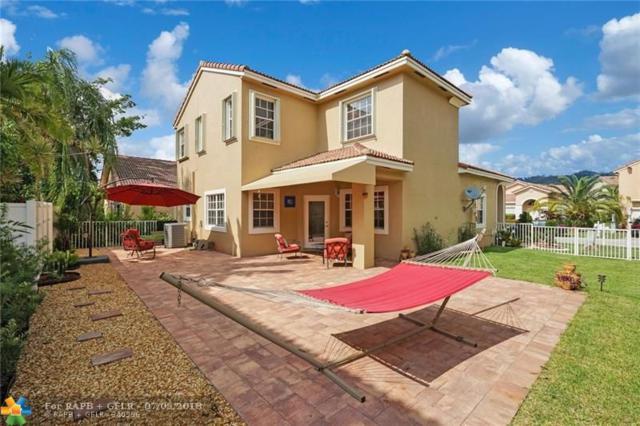 924 NW 126th Ter, Coral Springs, FL 33071 (MLS #F10128966) :: Green Realty Properties
