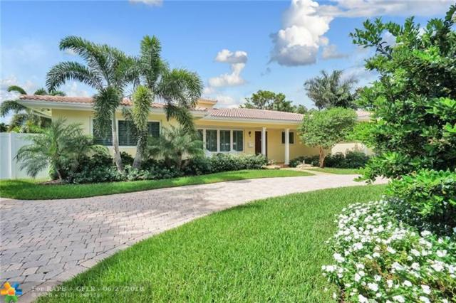 2640 NE 35th Dr, Fort Lauderdale, FL 33308 (MLS #F10129057) :: The O'Flaherty Team