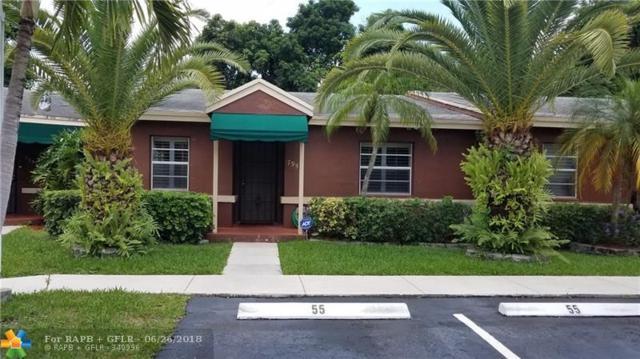 7955 Lagos De Campo Blvd #7955, Tamarac, FL 33321 (MLS #F10129069) :: Green Realty Properties