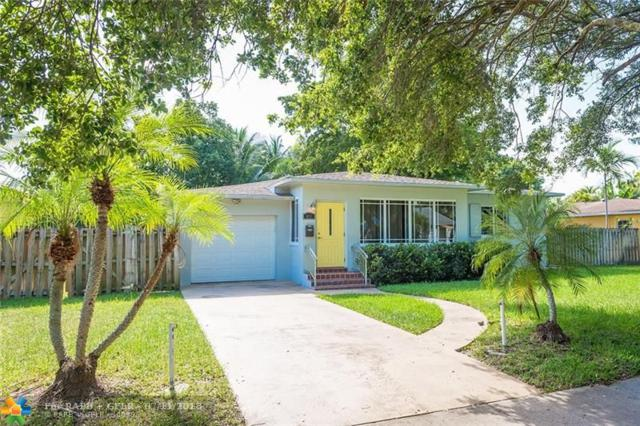 411 S 26th Ave, Hollywood, FL 33020 (MLS #F10129110) :: Green Realty Properties