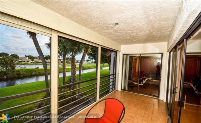 5785 Fairway Park Ct #203, Boynton Beach, FL 33437 (MLS #F10129762) :: Green Realty Properties