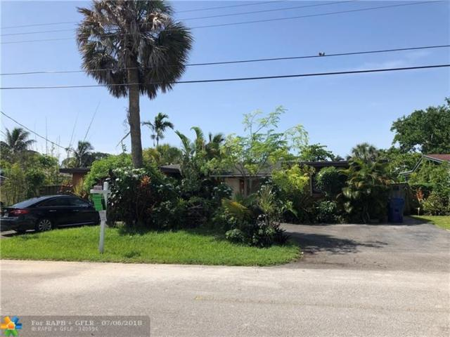 500 NW 30th Ct, Wilton Manors, FL 33311 (MLS #F10129780) :: Green Realty Properties