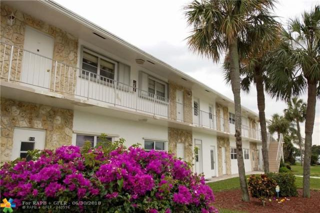 2850 W Golf Blvd #217, Pompano Beach, FL 33064 (MLS #F10129881) :: Green Realty Properties