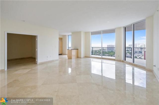 100 S Birch Rd 1504E, Fort Lauderdale, FL 33316 (MLS #F10129922) :: Green Realty Properties