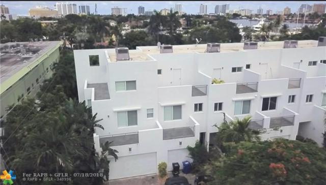 836 NE 19th Ave, Fort Lauderdale, FL 33304 (MLS #F10130007) :: Green Realty Properties