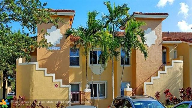 7920 NW 6th St #201, Pembroke Pines, FL 33024 (MLS #F10130206) :: Green Realty Properties