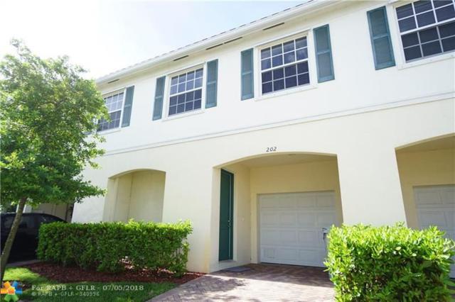 202 SW 7th Ct #202, Pompano Beach, FL 33060 (MLS #F10130262) :: Green Realty Properties