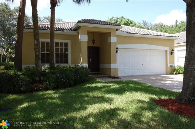 4883 NW 59th Ct, Coconut Creek, FL 33073 (MLS #F10130316) :: Green Realty Properties