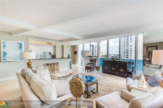 715 Bayshore Dr #704, Fort Lauderdale, FL 33304 (MLS #F10130440) :: Green Realty Properties