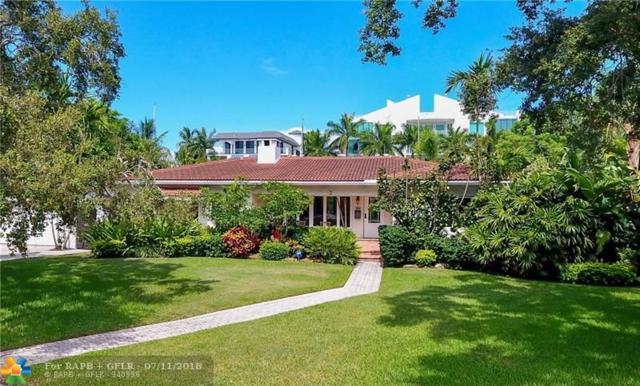 300 N Gordon Rd, Fort Lauderdale, FL 33301 (MLS #F10130451) :: Green Realty Properties
