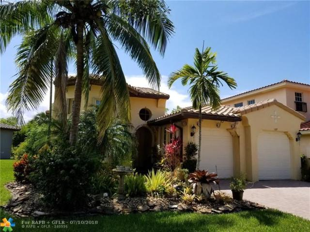 8225 NW 105th Ln, Parkland, FL 33076 (MLS #F10130553) :: Green Realty Properties