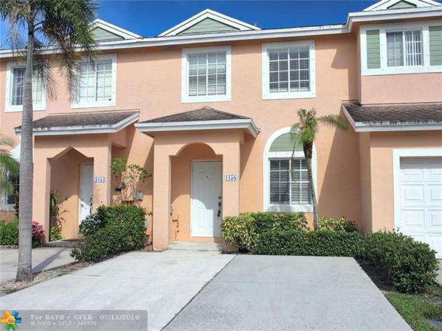 1158 SW 44th Ave #1158, Deerfield Beach, FL 33442 (MLS #F10130595) :: Green Realty Properties