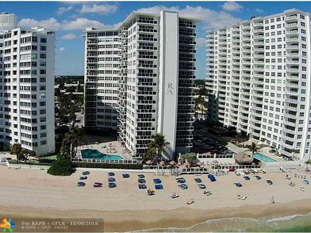 3700 Galt Ocean Dr #1515, Fort Lauderdale, FL 33308 (MLS #F10130653) :: Green Realty Properties