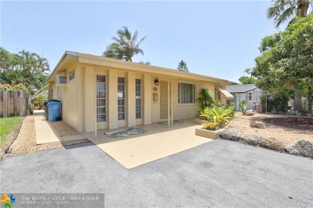 211 NE 43rd St, Oakland Park, FL 33334 (MLS #F10130657) :: Green Realty Properties