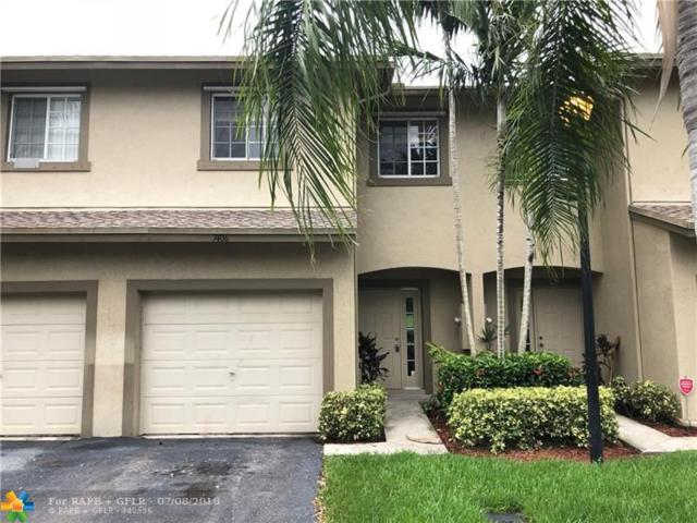 7406 SW 8th Ct #7406, North Lauderdale, FL 33068 (MLS #F10130756) :: Green Realty Properties