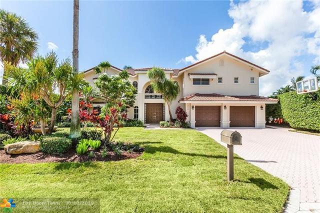 1950 Water's Edge, Lauderdale By The Sea, FL 33062 (MLS #F10130904) :: Green Realty Properties