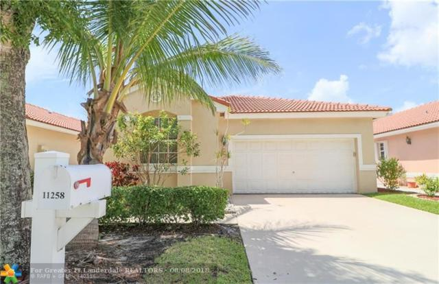 11258 NW 46th Dr, Coral Springs, FL 33076 (MLS #F10130949) :: Green Realty Properties