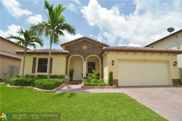 3618 SE 1 Street, Homestead, FL 33033 (MLS #F10130964) :: Green Realty Properties