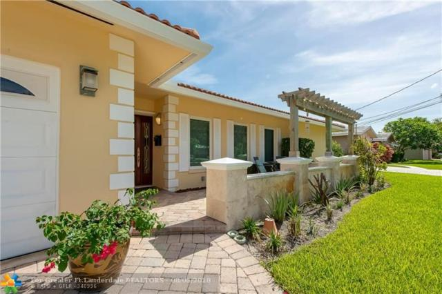 1009 NW 30th St, Wilton Manors, FL 33311 (MLS #F10131209) :: Green Realty Properties