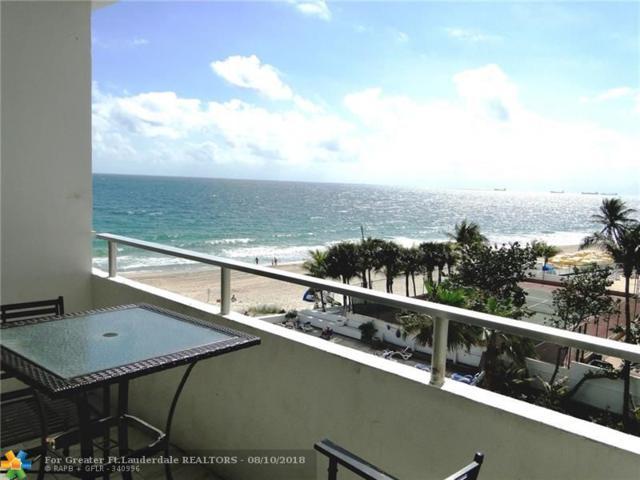 4040 Galt Ocean Dr #418, Fort Lauderdale, FL 33308 (MLS #F10131221) :: Patty Accorto Team