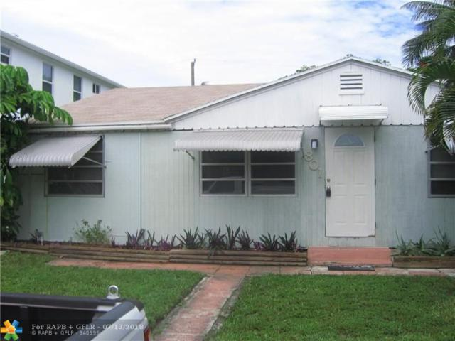 801 SW 7th Ave, Fort Lauderdale, FL 33315 (MLS #F10131408) :: Green Realty Properties