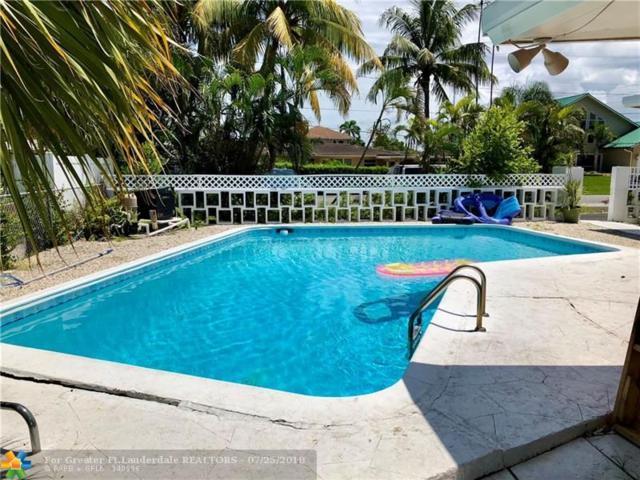 2613 NE 7th St, Pompano Beach, FL 33062 (MLS #F10131451) :: Green Realty Properties