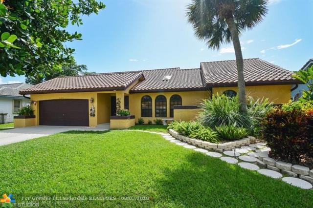 5163 NW 58th Ter, Coral Springs, FL 33067 (MLS #F10131468) :: Green Realty Properties