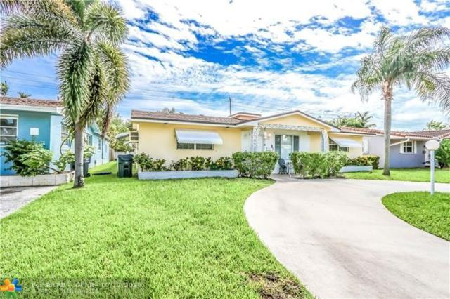 1013 N 13th Ave, Hollywood, FL 33019 (MLS #F10131470) :: Green Realty Properties
