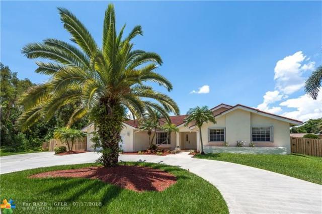 12031 NW 27TH ST, Plantation, FL 33323 (MLS #F10131501) :: Green Realty Properties