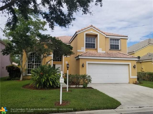 224 NW 116th Ln, Coral Springs, FL 33071 (MLS #F10131508) :: Green Realty Properties