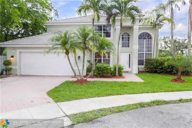 17912 NW 11th St, Pembroke Pines, FL 33029 (MLS #F10131525) :: Green Realty Properties