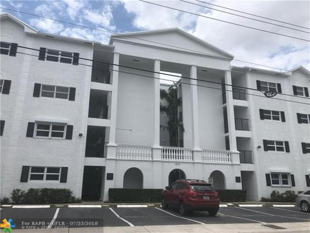 1212 SE 2nd Ct #305, Fort Lauderdale, FL 33301 (MLS #F10131564) :: Green Realty Properties