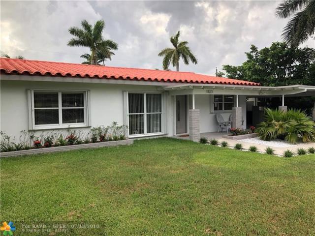1823 NE 17th Way, Fort Lauderdale, FL 33305 (MLS #F10131579) :: Green Realty Properties